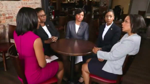 For The First Time In History, North Carolina Has 6 Black Female Police Chiefs