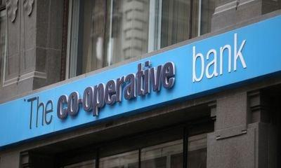 Co-op Bank finance chief to exit weeks after £700m rescue deal