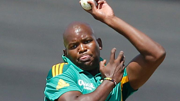 SA's Lonwabo Tsotsobe Provisionally Suspended For Match-Fixing