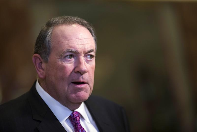 "Mike Huckabee, former governor of Arkansas, claimed changes to the ""biblical standard of maleness and femaleness"" are the ""greatest threat"" to America's morality."