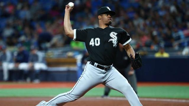 White Sox starting pitcher Reynaldo Lopez vowed to be a different pitcher post-All-Star break. So far, he's delivering on that promise and then some.