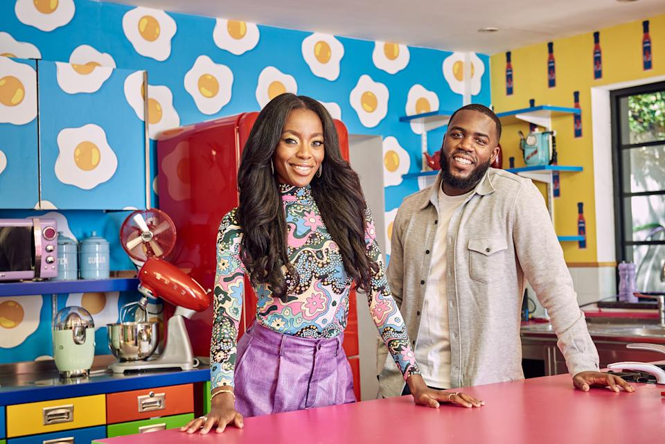 'The Big Breakfast' makes a one-off return. (Channel 4)