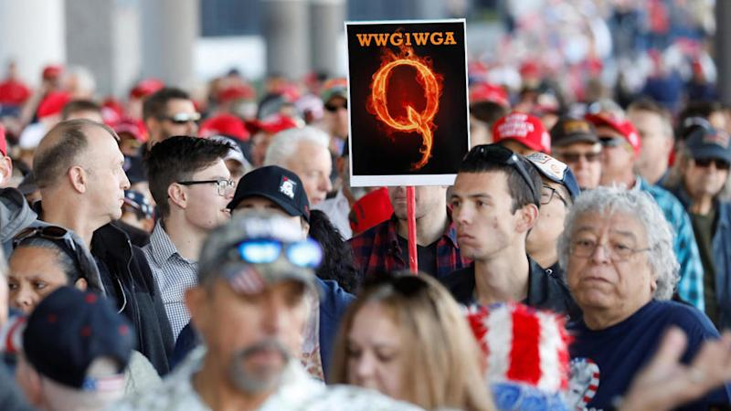 Facebook bans groups, accounts linked to QAnon conspiracy theory