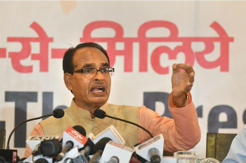 Congress' 'Chowkidar Chor Hai' Slogan Seems to Have Backfired, Says Shivraj Singh Chouhan