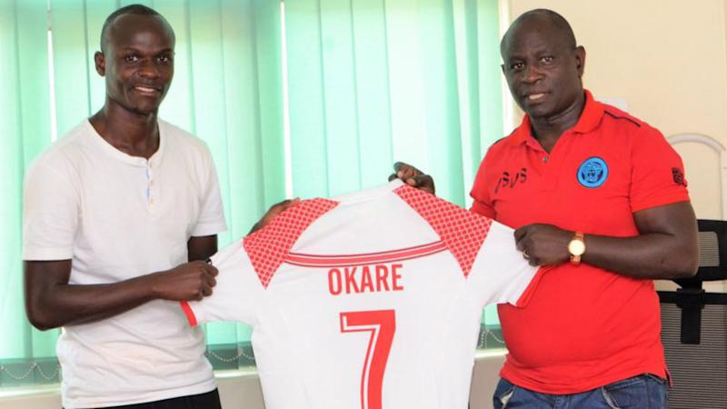 Ulinzi Stars forward Ezekiel Okare plots ambush against Sofapaka