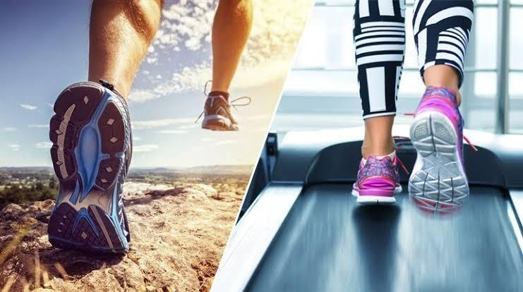 Outside running vs treadmill running: Which is better for you?