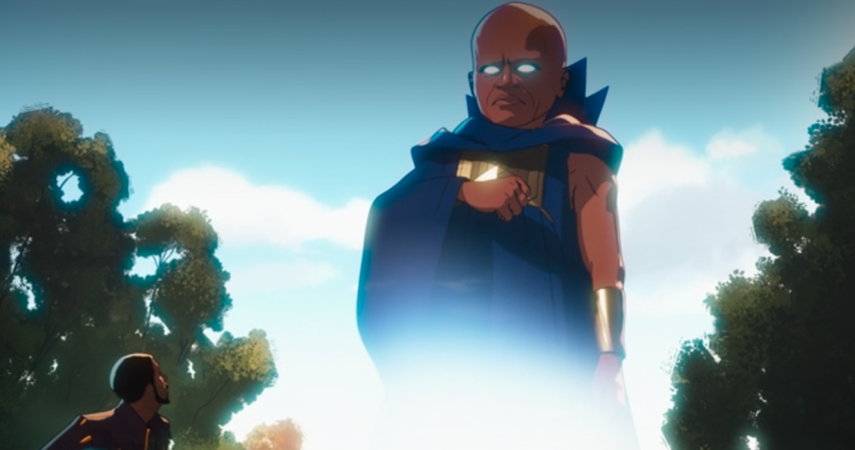 What If... What If The Watcher Broke His Oath? (Disney+/Marvel Studios)