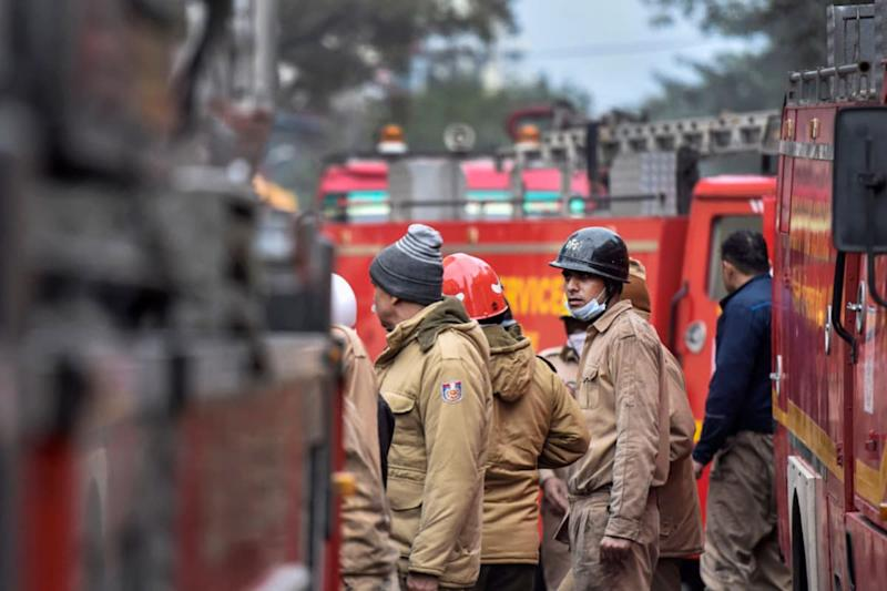 Two, Including Boy Who Jumped Off Third Floor, Dead After Fire Breaks Out at Kolkata Residential Building