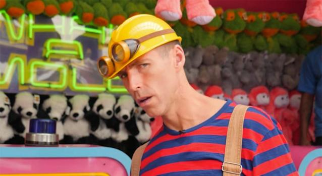 NBA great Steve Nash recently starred in a strange ad for a California taco spot. (YouTube)