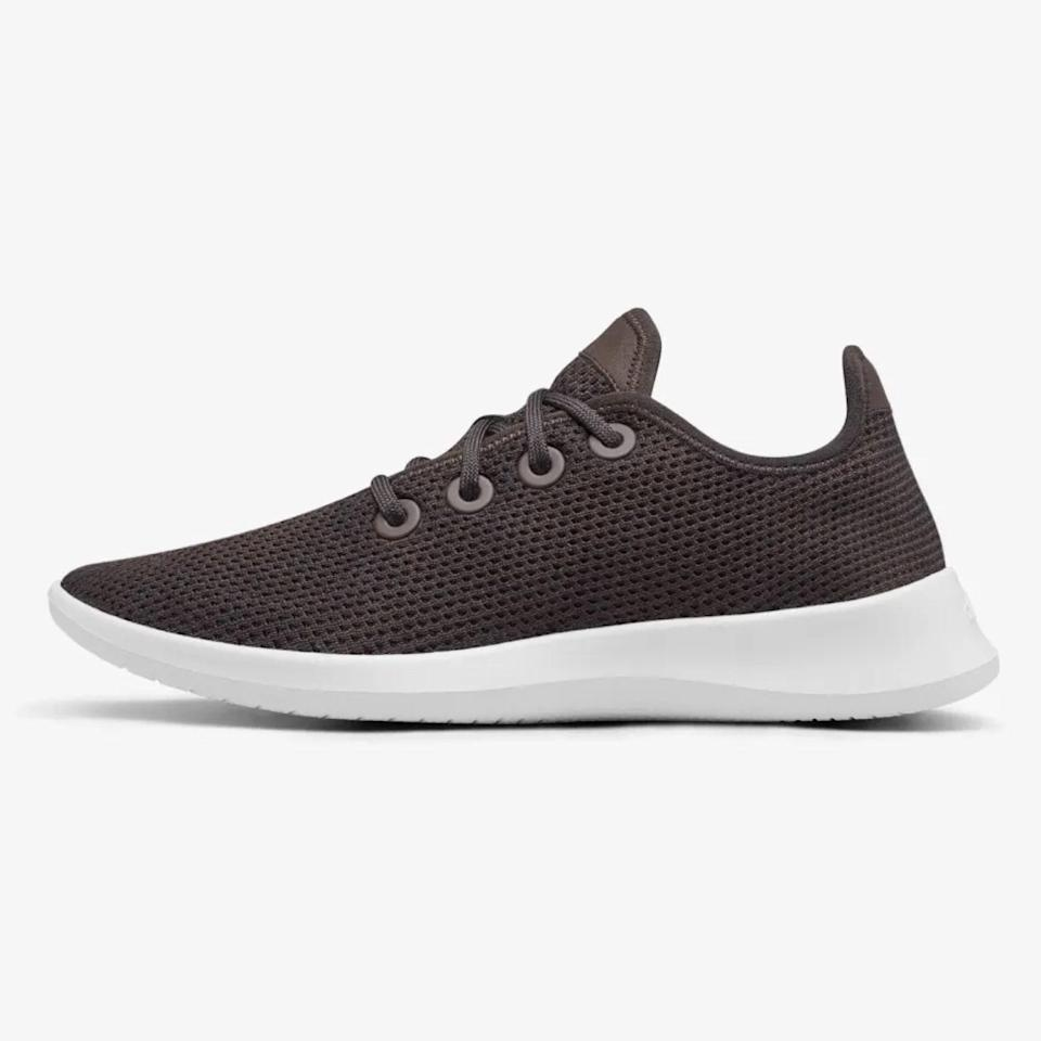"The ""world's most comfortable shoe"" had to make it on our list of best workout sneakers, because well, it really is undeniably comfy. One <em>Glamour</em> editor caved and <a href=""https://www.glamour.com/story/allbirds-runner-sneaker-review?mbid=synd_yahoo_rss"" rel=""nofollow noopener"" target=""_blank"" data-ylk=""slk:bought a pair"" class=""link rapid-noclick-resp"">bought a pair</a> a few years ago—and she hasn't looked back since. Plus, the price can't be beat for an everyday walking shoe. $95, Allbirds. <a href=""https://www.allbirds.com/products/womens-tree-runners-cocoa"" rel=""nofollow noopener"" target=""_blank"" data-ylk=""slk:Get it now!"" class=""link rapid-noclick-resp"">Get it now!</a>"
