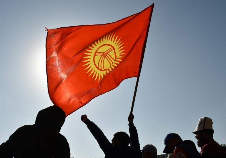 Kyrgyzstan's new government has pledged to crackdown on organised crime after it took over following unrest