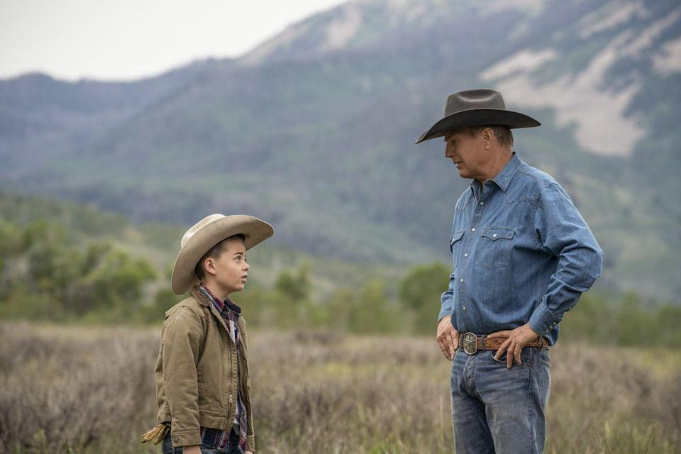 <p>Brecken stars as Kayce and Monica's only son Tate. He's already been through a lot at a young age, but he's held on to his dream of becoming a cowboy. </p><p>At just 12 years old in real life, the actor's part on <em>Yellowstone</em> is his first major television role—and he's doing a great job!</p>