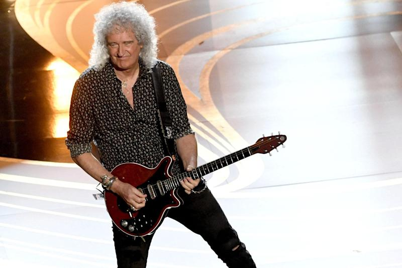 Brian May previously called out the organisers (Kevin Winter/Getty Images)