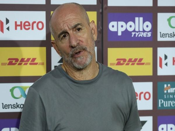 ATK Mohun Bagan coach Antonio Habas (Photo/ ISL)