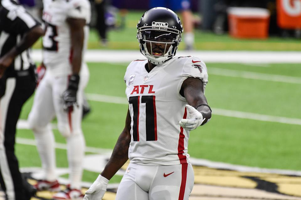 WR Julio Jones just completed his 10th season with the Falcons. Will it be his last?