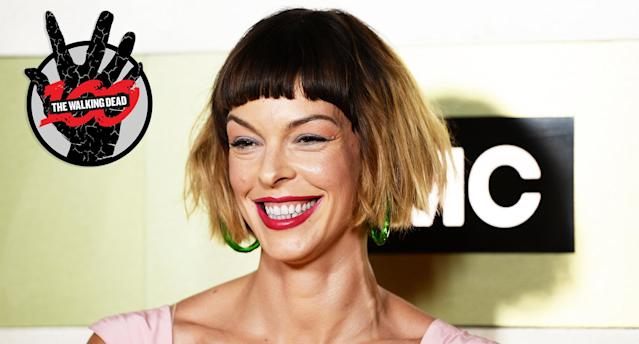 Pollyanna McIntosh in West Hollywood, Calif. on Sept. 18, 2016 (Photo: Amanda Edwards/Getty Images)