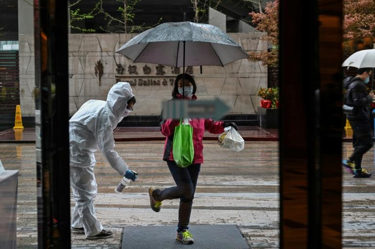 Staff at multiple international hotels in Wuhan told AFP that no foreigners were allowed to book rooms due to the ongoing pandemic