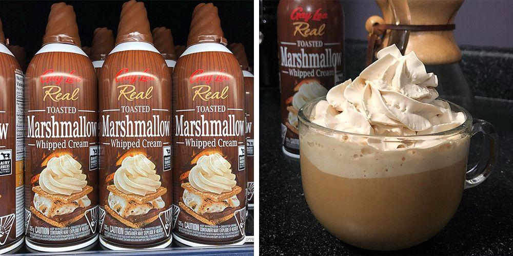 Prepare to Put This Toasted Marshmallow Whipped Cream on Everything