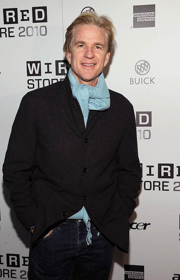"March 22: Matthew Modine turns 52 Larry Busacca/<a href=""http://www.wireimage.com"" target=""new"">WireImage.com</a> - November 18, 2010"
