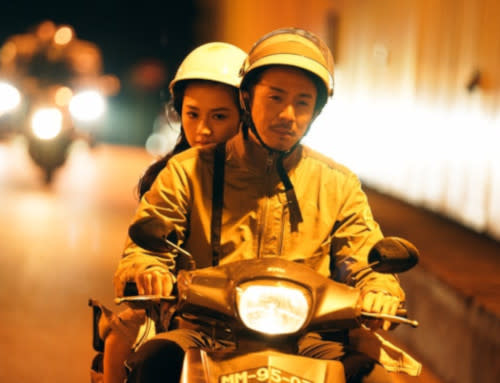 Chrissie and Louis Cheung in 'Madalena'
