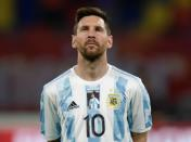 World Cup - South American Qualifiers - Argentina v Chile