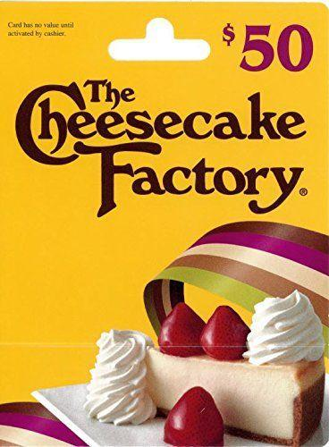 """<p><strong>The Cheesecake Factory</strong></p><p>amazon.com</p><p><strong>$50.00</strong></p><p><a href=""""https://www.amazon.com/dp/B00GS8BKZC?tag=syn-yahoo-20&ascsubtag=%5Bartid%7C10050.g.25632110%5Bsrc%7Cyahoo-us"""" rel=""""nofollow noopener"""" target=""""_blank"""" data-ylk=""""slk:Shop Now"""" class=""""link rapid-noclick-resp"""">Shop Now</a></p><p>We don't want to play favorites, but the gift of cheesecake <em>might</em> just be the ultimate Christmas present. (You might say it takes the cake.)</p>"""