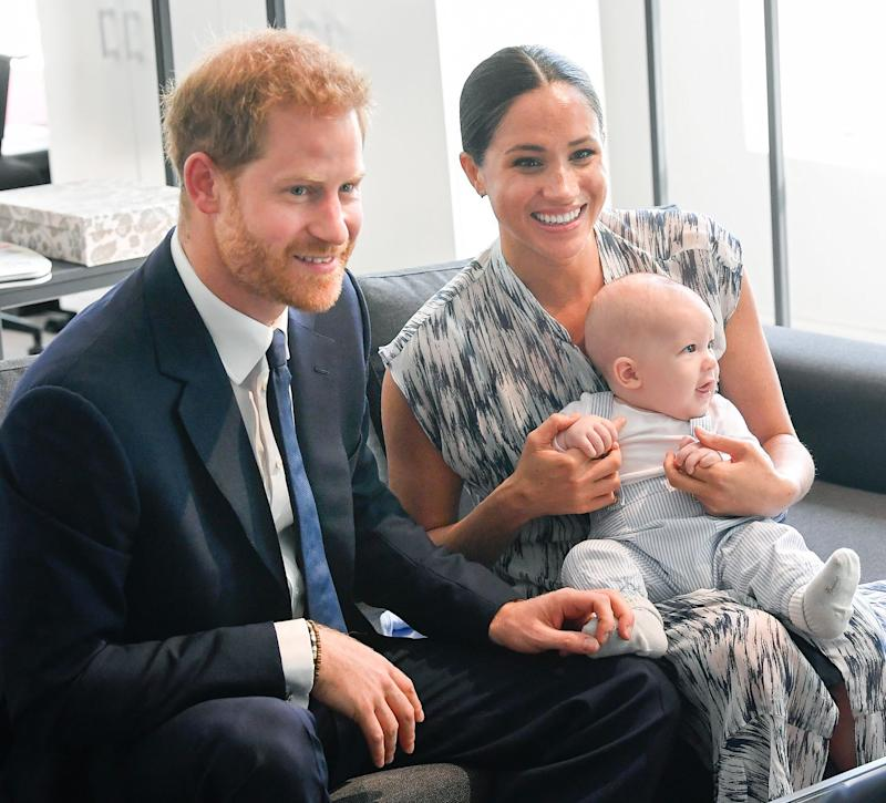 Prince Harry Admits His Major Concerns for Archie in a New Article