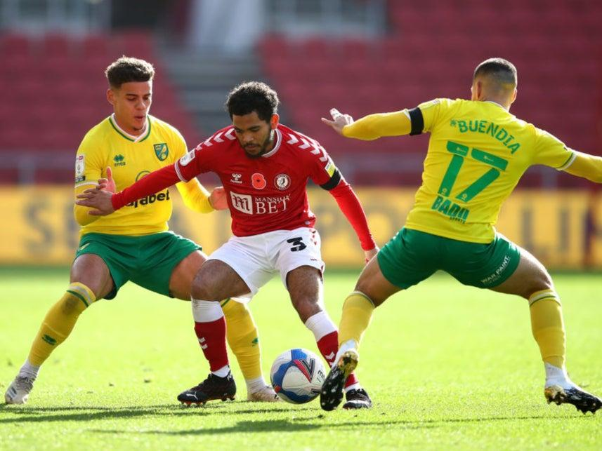 Norwich rejected offers for Max Aarons and Emi Buendia in the summerGetty Images