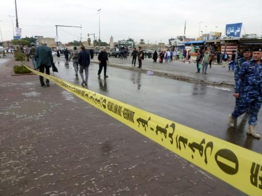 Baghdad mall attack over, at least 12 dead: officials