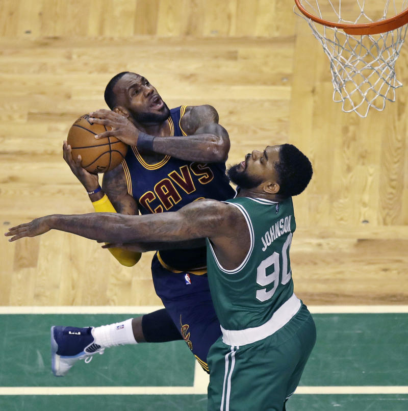 Cavaliers Throttle Celtics In Battle For Eastern Conference's Top Seed