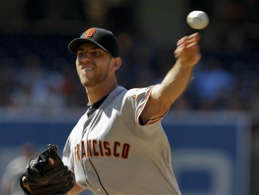 Blanco, Bumgarner lead Giants to 6-5 win