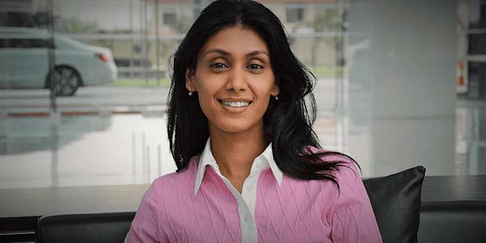 Roshni Nadar Malhotra, First Woman to Head a Listed Indian IT firm. Picture Courtesy: YourStory Media