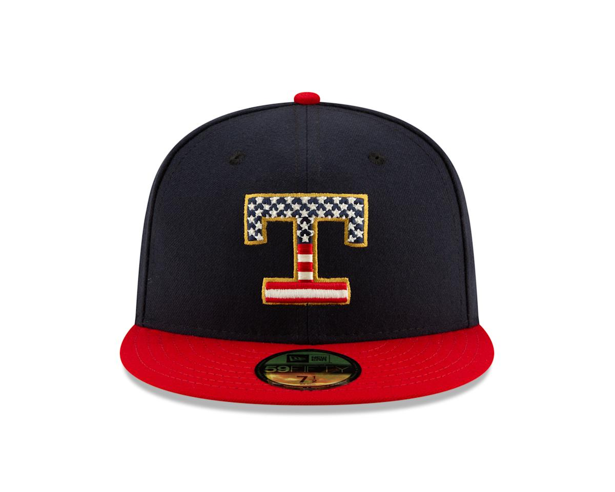 eb2fa48b9 For the 12th consecutive summer, U.S.-based MLB Clubs will sport caps  emblazoned with