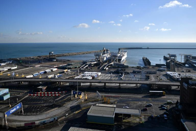Shipping between Britain and the EU through ports like Dover has got more expensive in both directions with new charges and red tape