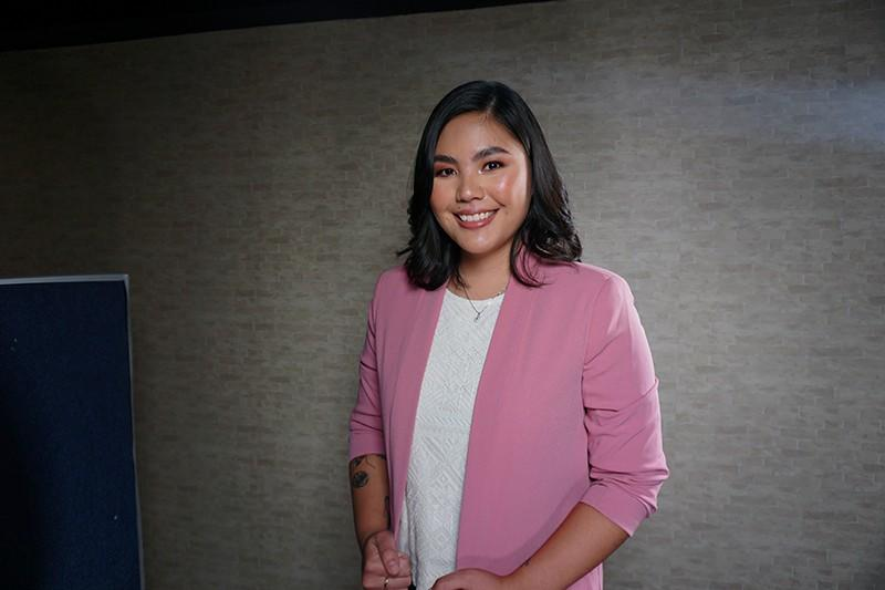 "Paulina Luz Sotto shares creative tips on ViveCast's ""Masterminds"""