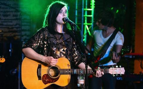 Singer Amy Macdonald has also warned music fans about resellers - Credit: Getty