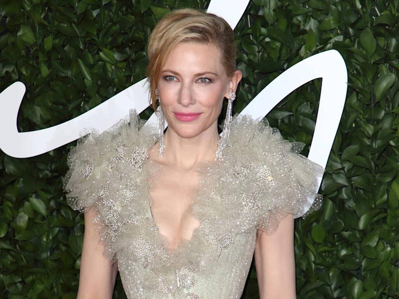 Cate Blanchett to re-wear outfits during Venice Film Festival