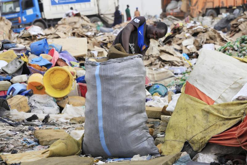 Lagos aims to use trash to make electric power