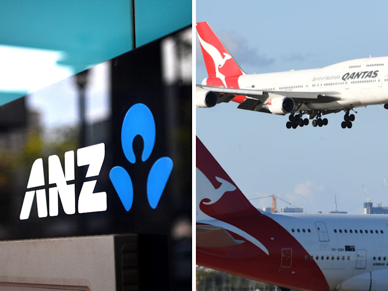 ANZ offering free Qantas flights with home loans
