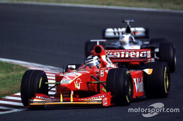 "1998: Williams-Mecachrome FW20 <span class=""copyright"">LAT Images</span>"