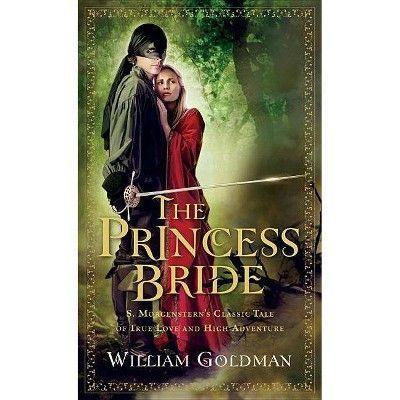 "<p>target.com</p><p><strong>$5.99</strong></p><p><a href=""https://www.target.com/p/the-princess-bride-reprint-paperback/-/A-11337377"" rel=""nofollow noopener"" target=""_blank"" data-ylk=""slk:Shop Now"" class=""link rapid-noclick-resp"">Shop Now</a></p><p>You might know the story from the 1987 film, but if you haven't, here's what you need to know: There's drama, swash-bucking, and romance. What's not to love?</p>"
