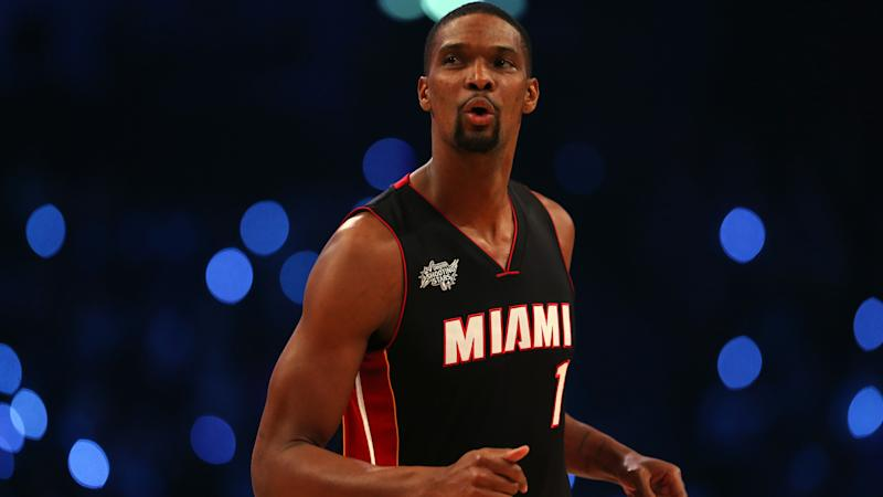 d528b6248fa Miami Heat to retire Chris Bosh s No. 1 jersey in March