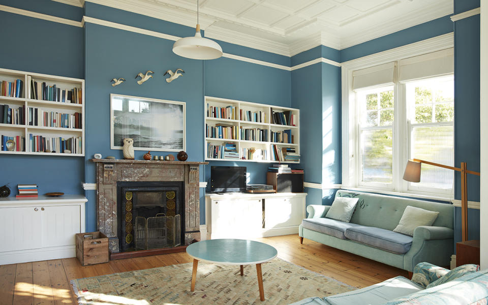 Stylish living room. Source: Getty Images