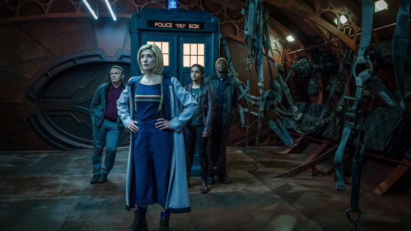 Doctor Who (Credit: BBC)