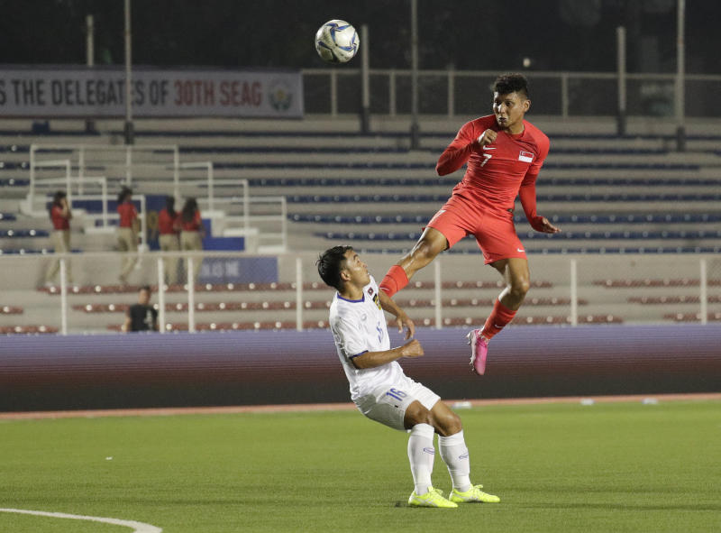 FAS names players who broke curfew at SEA Games, vows stiff