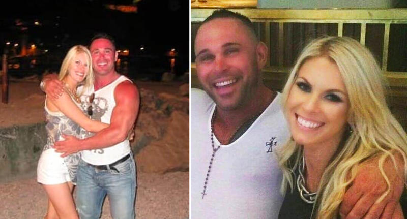 Gemma Sisson and her husband Ricky Moore