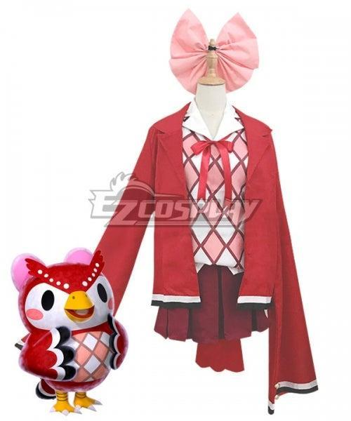 """<h2>Celeste Cosplay Costume</h2><br>Our favorite star-gazing night owl, Celeste, is a great Halloween lewk! This costume comes with all of the bells-and-whistles to make you look just as cute as she is. <br><br><em>Shop</em> <strong><em><a href=""""https://www.ezcosplay.com/animal-crossing-new-horizon-celeste-cosplay-costume-eanc0013.html"""" rel=""""nofollow noopener"""" target=""""_blank"""" data-ylk=""""slk:Ezcosplay"""" class=""""link rapid-noclick-resp"""">Ezcosplay</a></em></strong><br><br><strong>Ezcosplay</strong> Animal Crossing: New Horizon Celeste Cosplay Costume, $, available at <a href=""""https://go.skimresources.com/?id=30283X879131&url=https%3A%2F%2Fwww.ezcosplay.com%2Fanimal-crossing-new-horizon-celeste-cosplay-costume-eanc0013.html"""" rel=""""nofollow noopener"""" target=""""_blank"""" data-ylk=""""slk:Ezcosplay"""" class=""""link rapid-noclick-resp"""">Ezcosplay</a>"""
