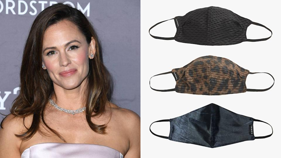When Jennifer Garner likes a particular brand, we listen. (Photo: Getty/Koral)