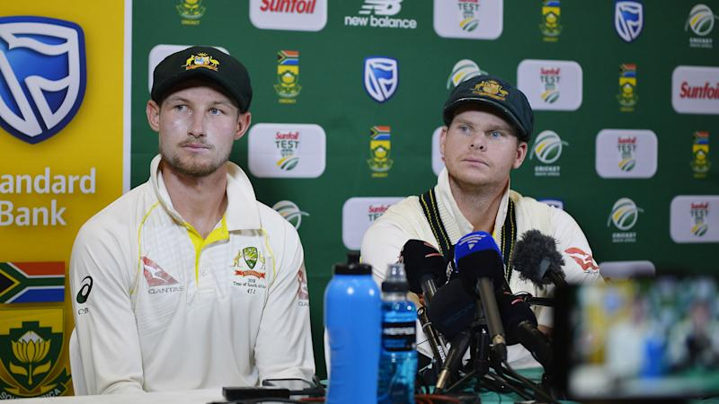 Maxwell: Smith, Warner and Bancroft were treated like criminals