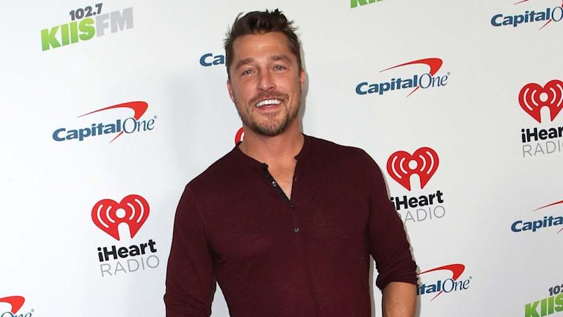 The 'Bachelor' alum spoke with ET's Katie Krause on Friday about being back in Hollywood.